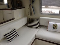 Pilot House seating 2